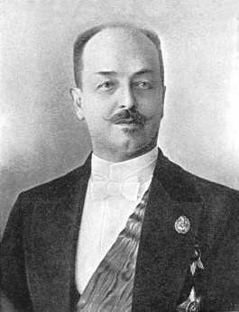 Graaf Vladimir Nikolajevitsj Lamsdorf