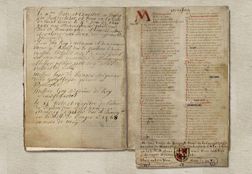 Het Gruuthusehandschrift, 1395-1408 (KB)