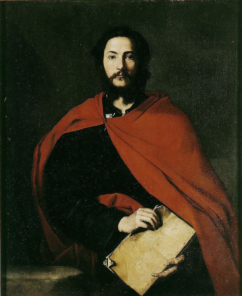 Jakobus de Meerdere (Santiago el Mayor) volgens José de Ribera