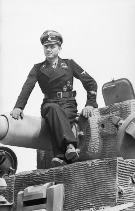 Michael Wittmann (cc-Bundsarchiv)