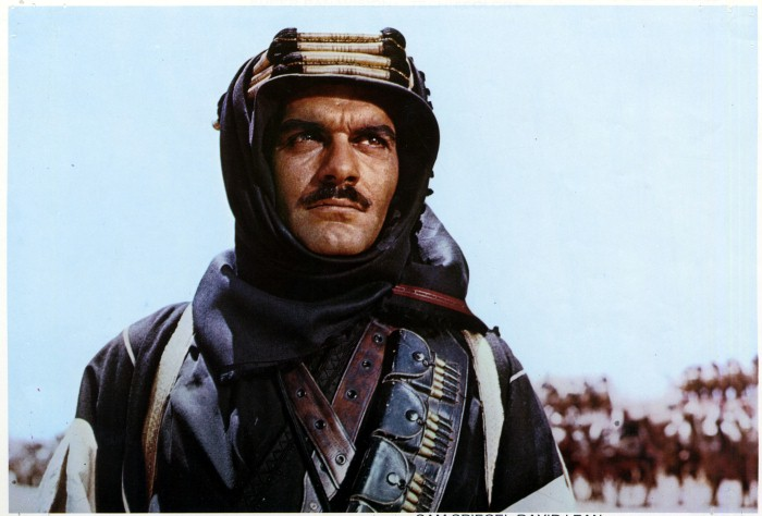 Omar Sharif in 'Lawrence of Arabia'