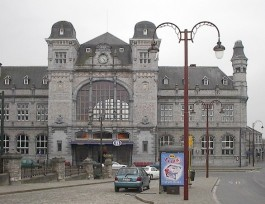 Station Verviers-Centraal
