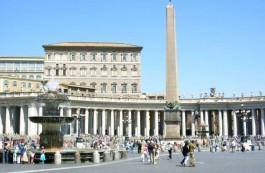 Concordaat - Vaticaanstad (cc - Mark de Man)