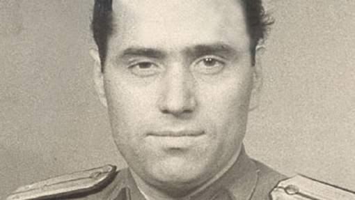 Alexandru Visinescu in 1953