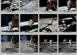 maanlanding 128 fotos nasa
