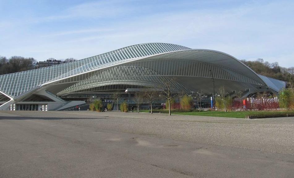 Station Station Luik-Guillemins