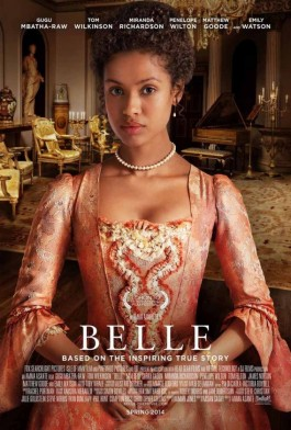 'Belle' filmposter