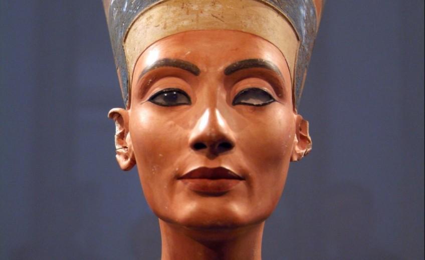 Buste van Nefertiti - cc