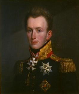 De jonge Willem II