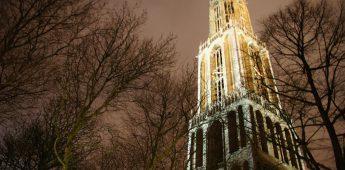 Ontstond 'Ladderzat' in Leidse studentenwereld, bij Domtoren of in Zaanstreek?