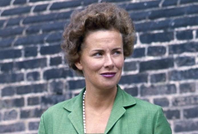 Haya van Someren-Downer in 1964 (cc - Anefo - Hans de Boer)