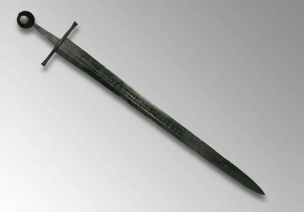Het volledige zwaard - British Library