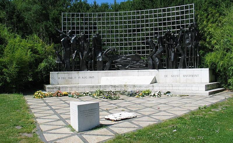 Indisch Monument in Den Haag - cc