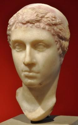 Cleopatra VII (Altes Museum, Berlijn)