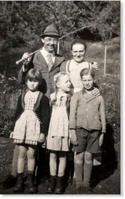 De familie Himmler. Bron: Realworks Ltd./Die Welt