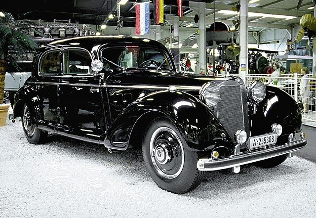 Auto Himmler in Museum Sinsheim