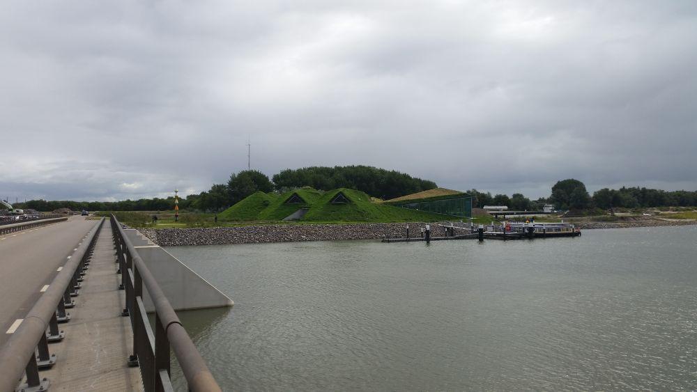 Het nieuwe Biesboschmuseum - Foto: Kevin Prenger