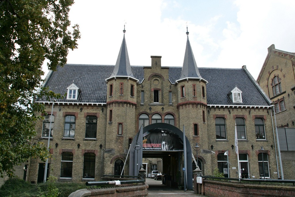 Blokhuispoort in Leeuwaeden (cc - Melda Wibawa)