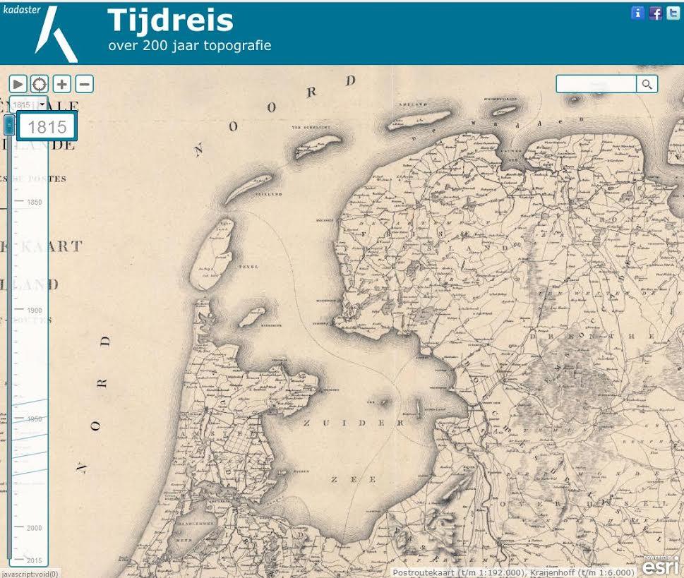De Noordelijke Nederlanden in 1815