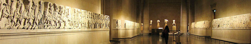Elgin Marbles British Museum