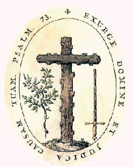 Embleem van de Inquisitie