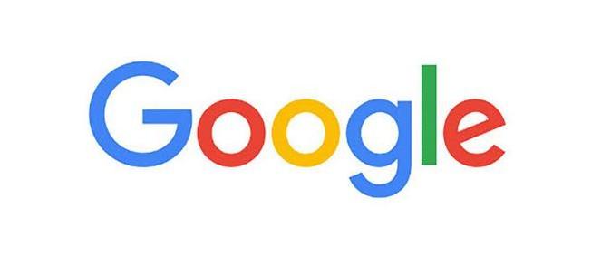 Het nieuw logo van Google
