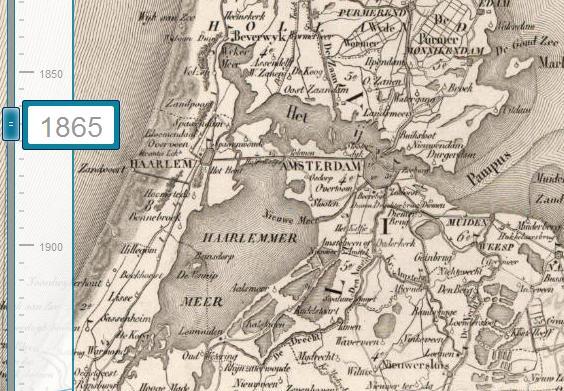 Haarlemmermeer in 1865