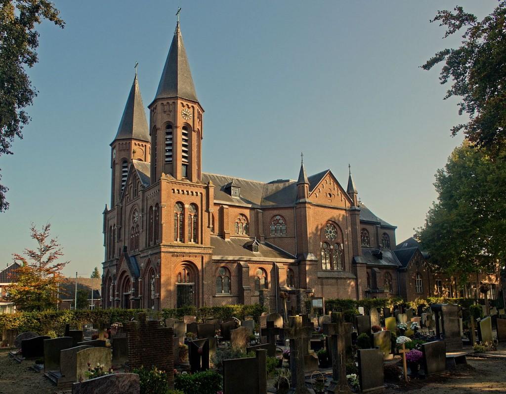 Kerk, gewijd aan de H.H. Martelaren van Gorkum (Johan Bakker - cc)
