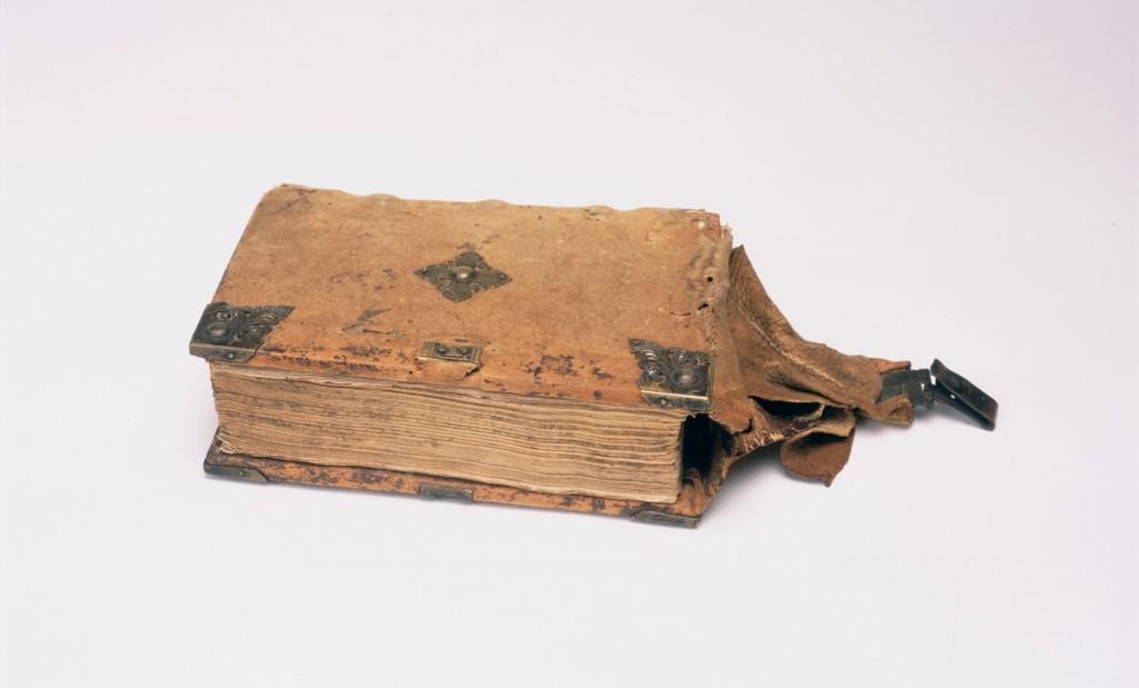 Een 15e-eeuws Buidelboek (Museum Meermanno)
