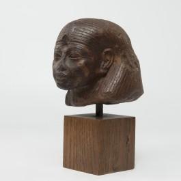 Egyptisch beeldje uit tijd van farao Amenhotep III (1391-1353 v.Chr.) - Foto: Rijksmuseum van Oudheden