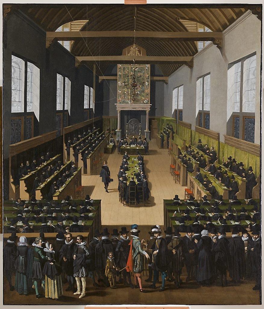 Synode van Dordrecht volgens Pouwels Weyts de Jonge