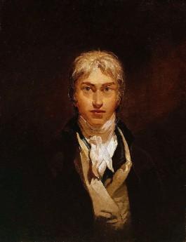 Zelfportret van Willliam Turner, 1799  (Tate)