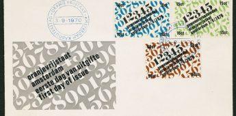 Kabouterzegels uit 1970