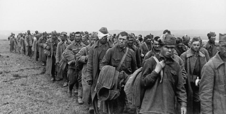 Sovjet-krijgsgevangenen