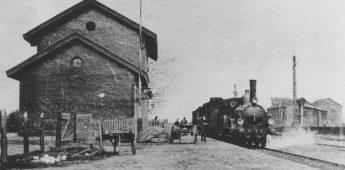 Historische treinergernissen