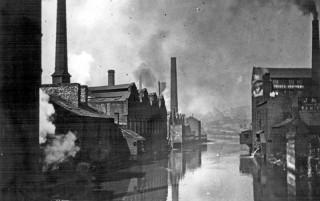 Door de zware industrie stond Sheffield bekend als 'De lelijkste stad van de wereld'