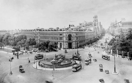 Banco de España, 1936