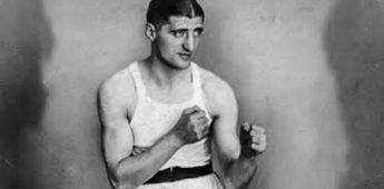 De oorlogsjaren van bokslegende Ben Bril