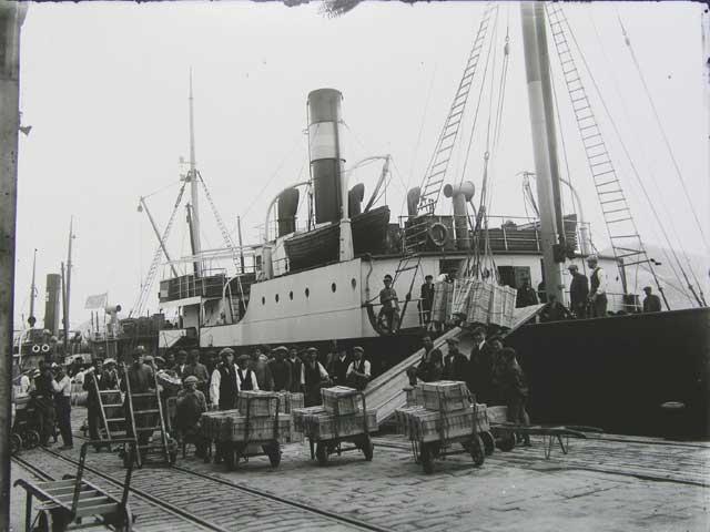 Cartagena - Foto: José Casaú, 1936