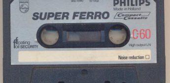 Waarom werd de cassetterecorder in Nederland uitgevonden?