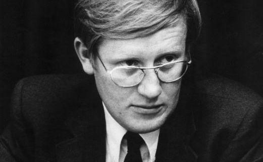Fractievoorzitter Hans Wiegel in 1971 (cc - Spaarnestad)