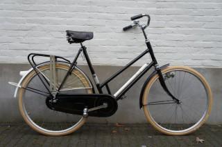 Gazelle Kwikstep fiets uit 1966 (cc - Ed Collier)