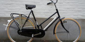 Hoe we de fiets van de Engelsen jatten