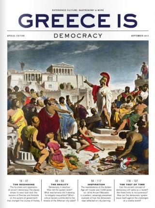 Greece is Democracy