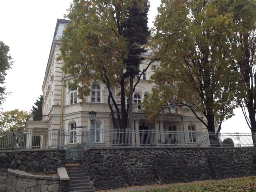 Herbouwde huis van Joodse architect