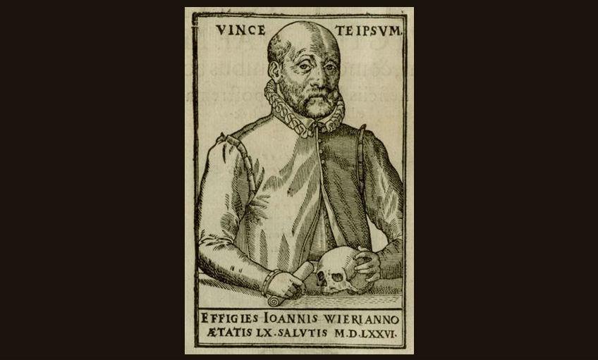 Johannes Wier (1515-1588), de trots van Grave