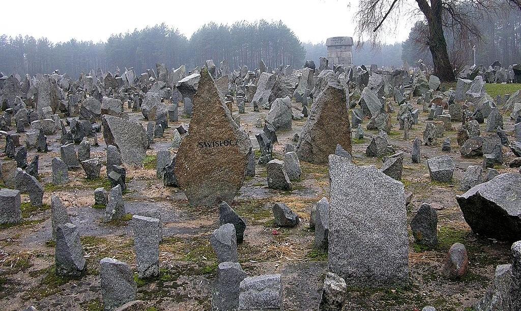 Monument Treblinka