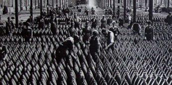 De wapenwedloop aan de vooravond van de Tweede Wereldoorlog