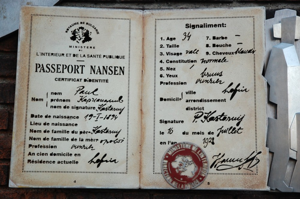 Nansenpaspoort (thinglink.com)