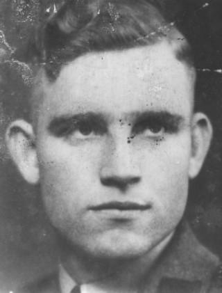 Oude portretfoto van Siert Bruins